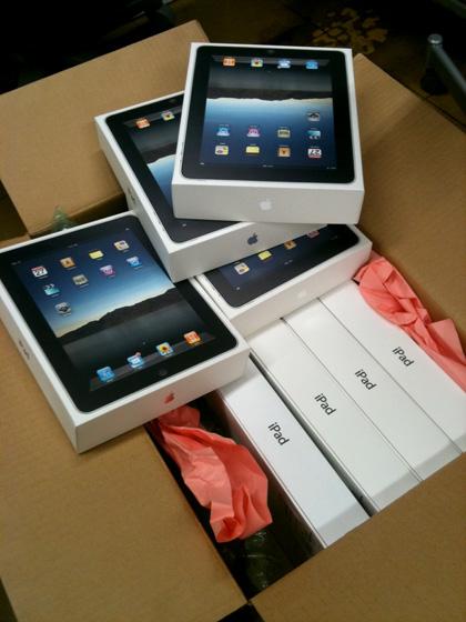 iPad10台
