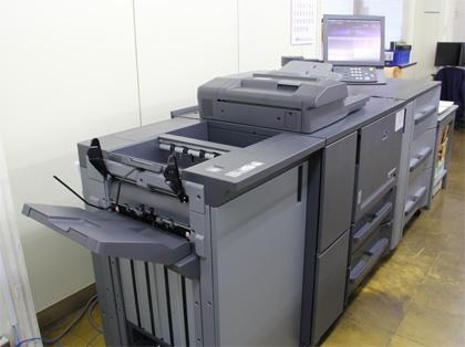 NEWオンデマンド印刷機(モノクロ)