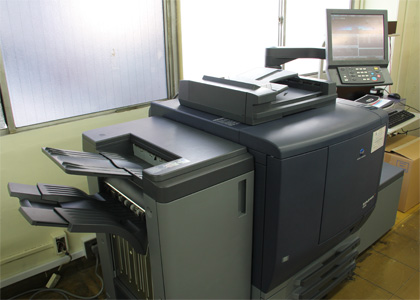 NEWオンデマンド印刷機(カラー)