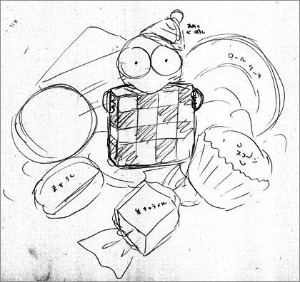菓子博イラストラフ01