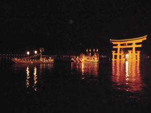 11管弦祭_厳島神社