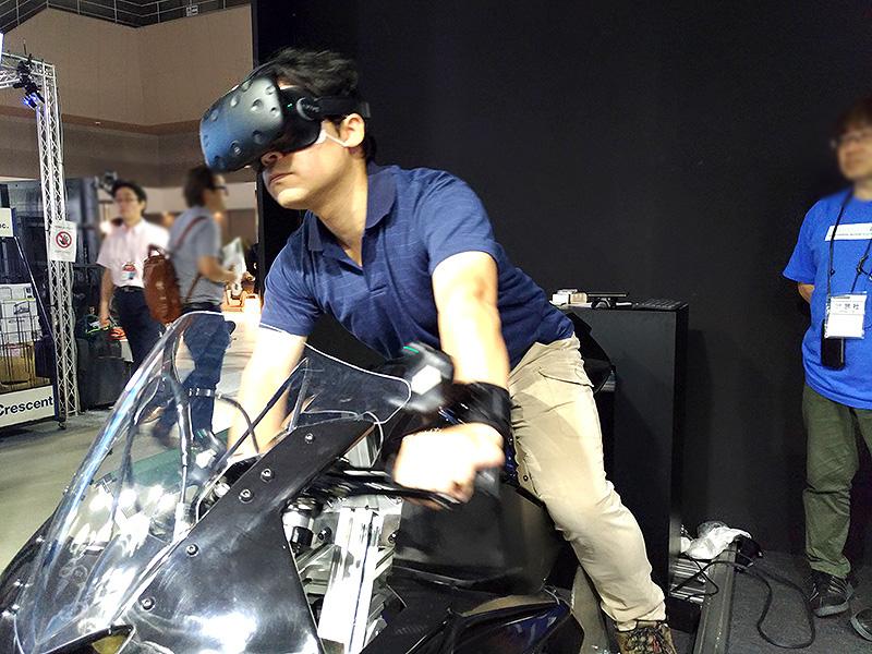 GODSPEED VR airborneを体験するよん