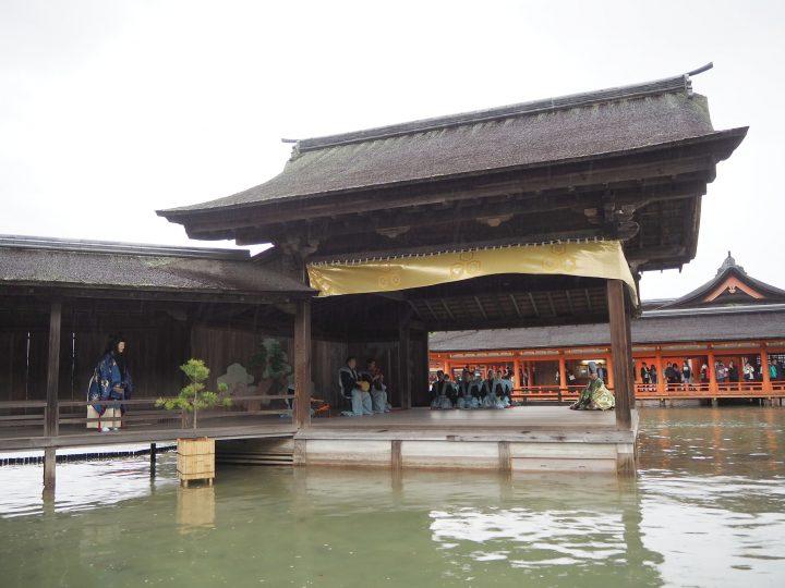 厳島神社 高砂