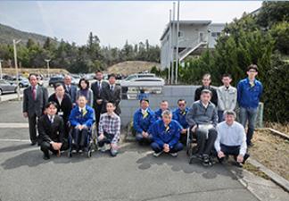 東広島自立支援センターあゆみ設立初期メンバー